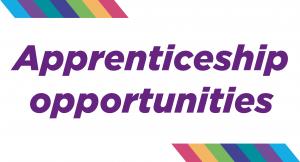 Apprenticeships opportunities