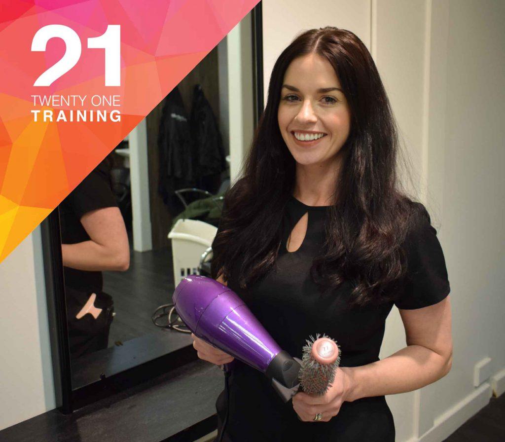 Hairdressing tutor