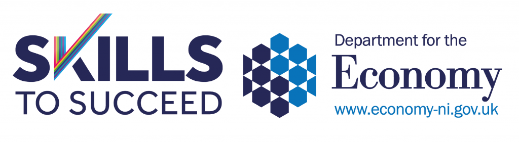 Skills for life and work programme logo